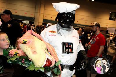 2012-08-24 Orange County Convention Center: Star Wars Celebration VI