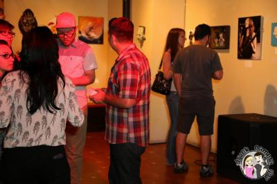 2013-04-27 The Bricks: Hodge Podge Art Show