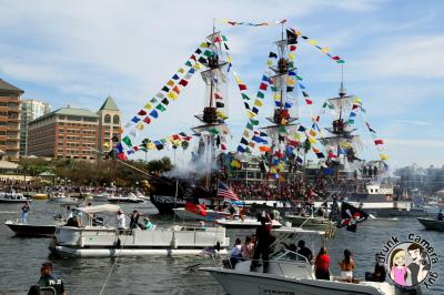 2014-01-31 Gasparilla Day Parade